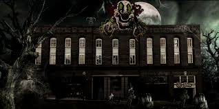Sinister Suites Hotel Haunted House