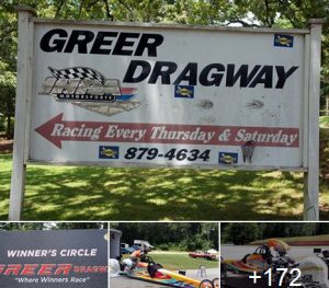 Past event photography by Gary Bryk at Greer Dragway for IHRA Summit SuperSeries Bracket Racing