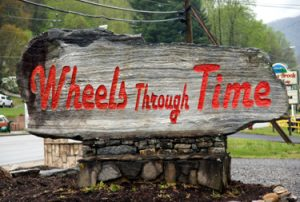 The Wheels Through Time Museum